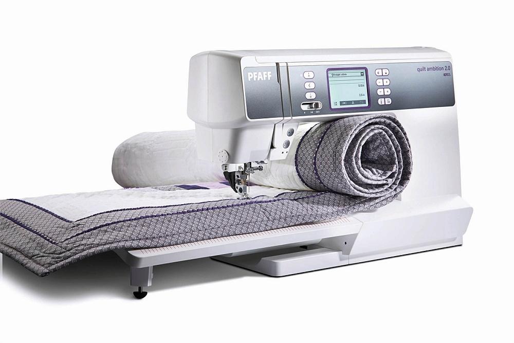 Naaimachine Voor Quilten.Wat Is Een Computergestuurde Naaimachine